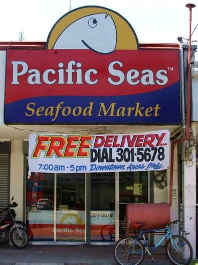 pacific seas