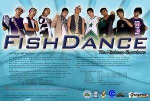 Fishdance Poster