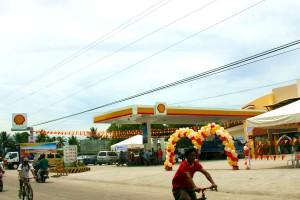 Shell Mabuhay Road