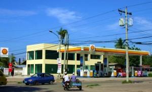 Shell Santiago Boulevard
