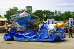 Barangay Bawing Float