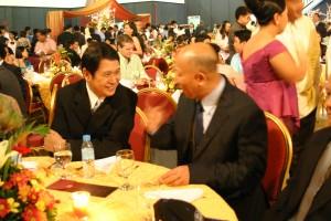 GenSan Mayor Jun Acharon & AFP Chief of Staff Gen. Alex Yano
