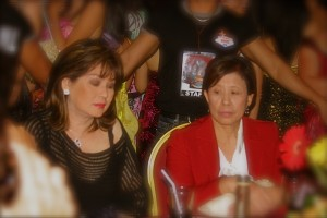 Annabelle Rama & Mother Lily