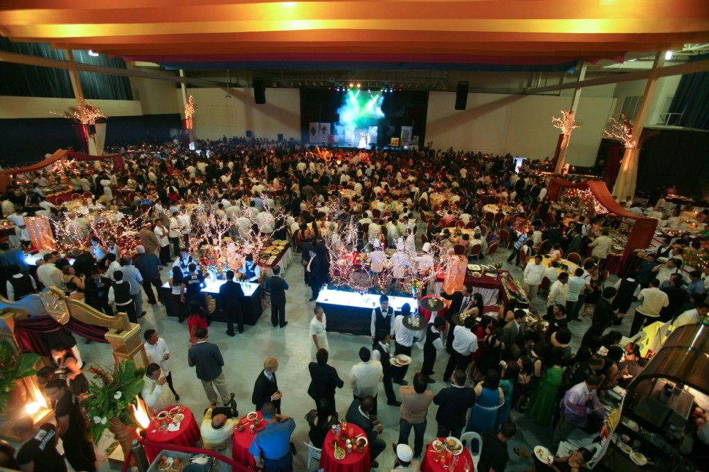 Pacquiao Birthday Party