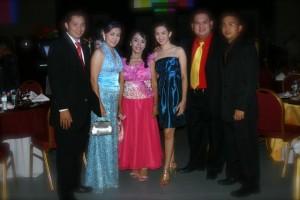 Dionisia & AUB Staff