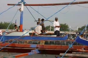 Tuna Handline Fishing Boat