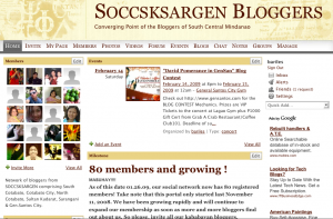 Soccsksargen Bloggers Blog