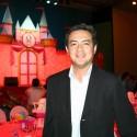 Ninong Alex Santos of ABS-CBN's Umagang Kay Ganda