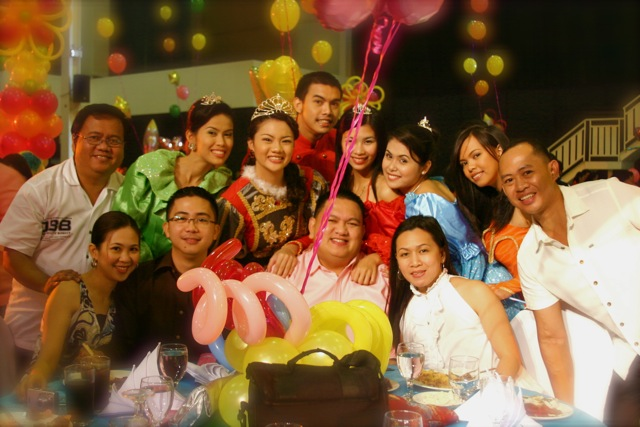 Bariles, AUB staff, Ms.Gensan girls, Mr.Bikini Open Hunk Greggy, etc.