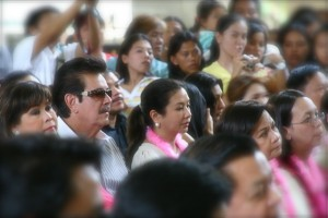 Ninong Eddie Gutierrez & Ninang Korina Sanchez