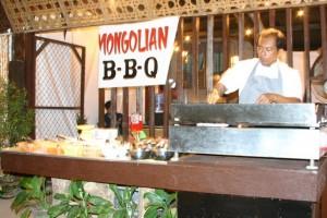 Mongolian B-B-Q