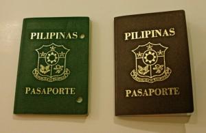 Old & New Passports