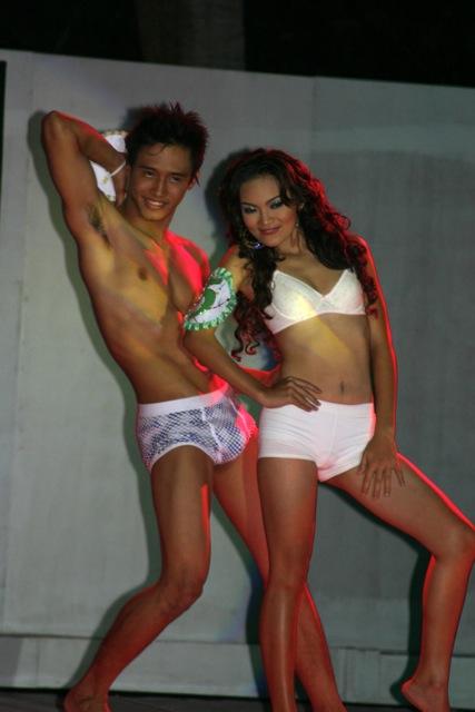 Pair #5: Emilio Bacalso & Marie Jho Guardino