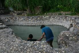 The Smaller Sabang Sulfur Hot Spring