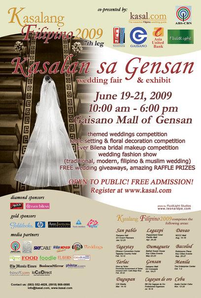 Kasalan sa GenSan Poster