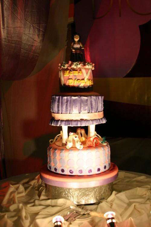 Dionisia Pacquiao's Birthday Cake