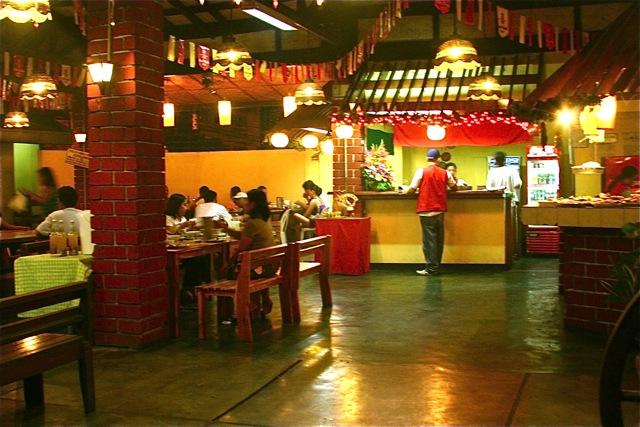 Ram's Dining Area