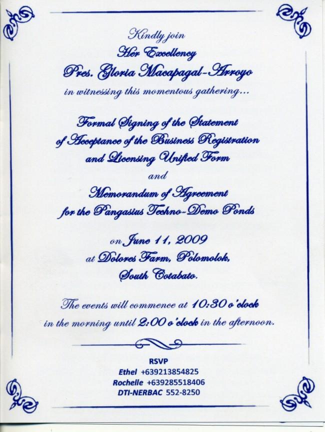 GMA Invite