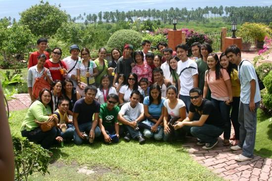 Mindanao Bloggers at Sarangani Highlands