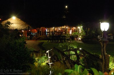 Sarangani Highlands at night