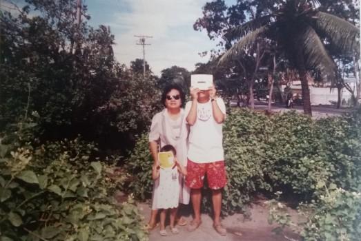 Total Solar Eclipse Gensan 1988