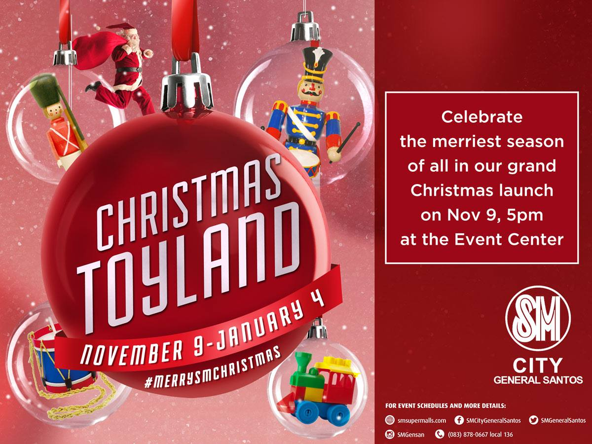 sm toyland christmas