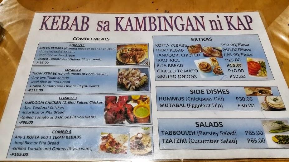 kebab, mid-eastern food