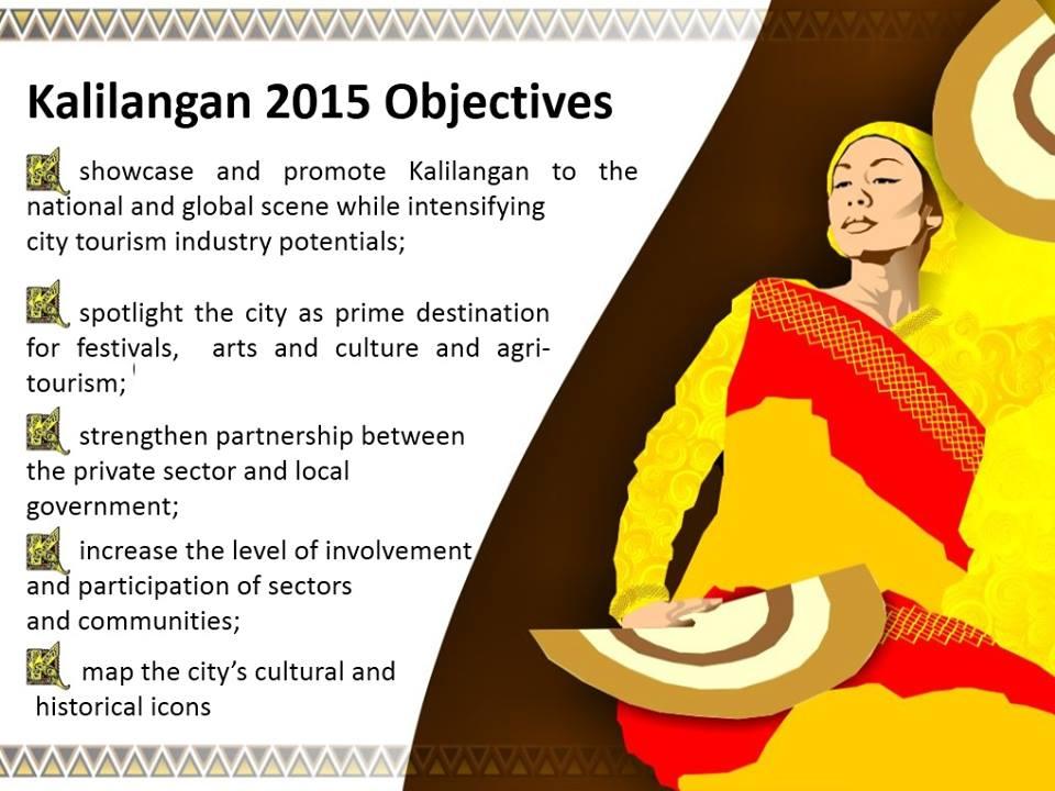 Kalilangan Objectives