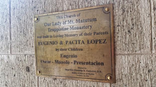 Trappistinnes, Our Lady of Mt. Matutum, Polomolok