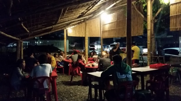 PUWESTO GRILL, SEAFOOD DISHES,