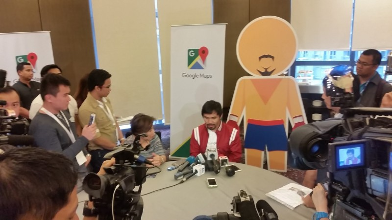 PACQUIAO STREET VIEW INTERVIEWS