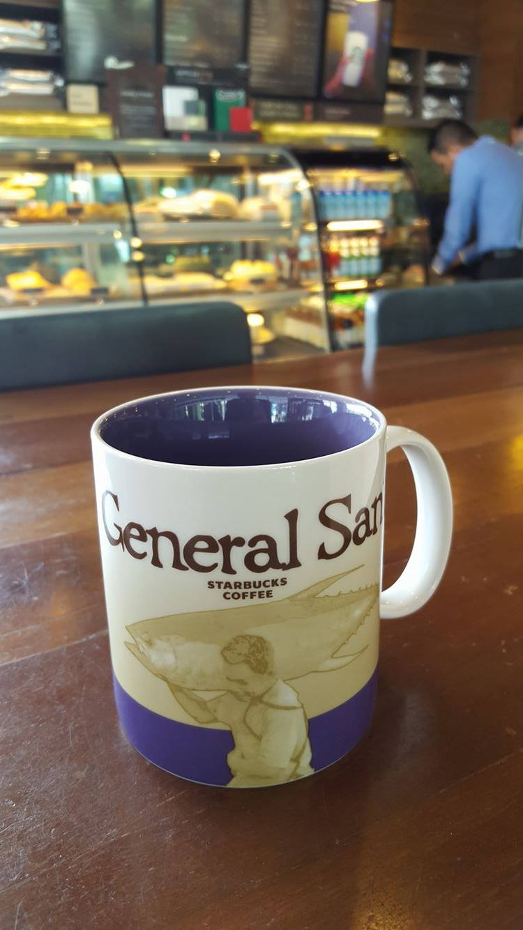 The Official Gensan Starbucks Mug is here
