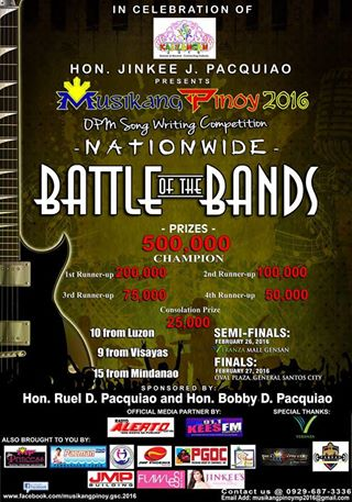 kali battle of the bands