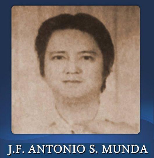 GENSAN MAYOR J.F. ANTONIO S. MUNDA