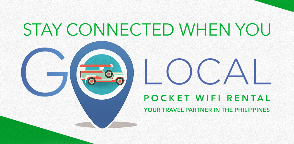 Smart's GoLocal, a Wifi Rental Service for Travellers to the Phils