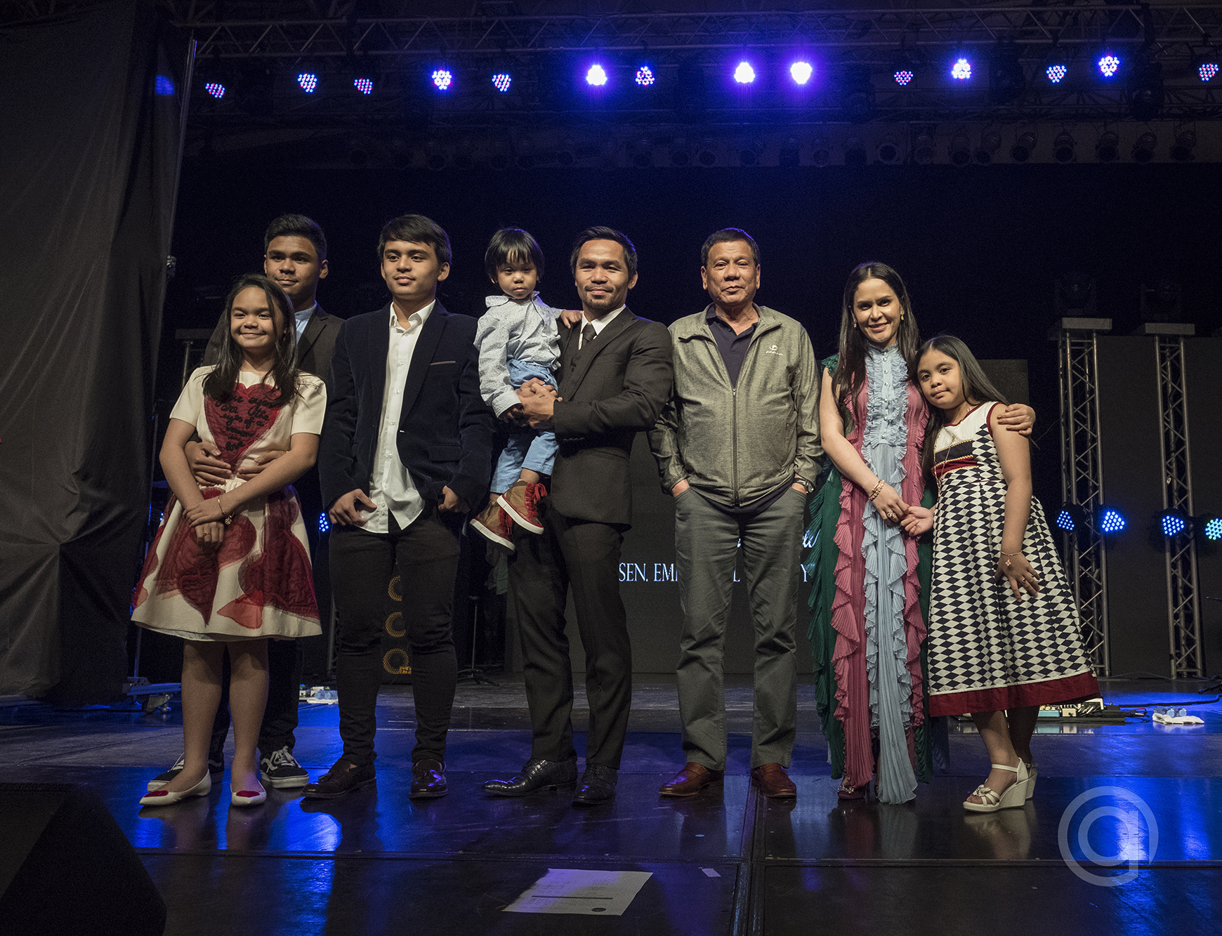 Awesome Exclusive Photos from Manny Pacquiao's 38th Birthday Party by Apple Greatson