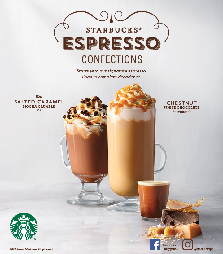 Starbucks opens 2017 with new mouth-watering confections