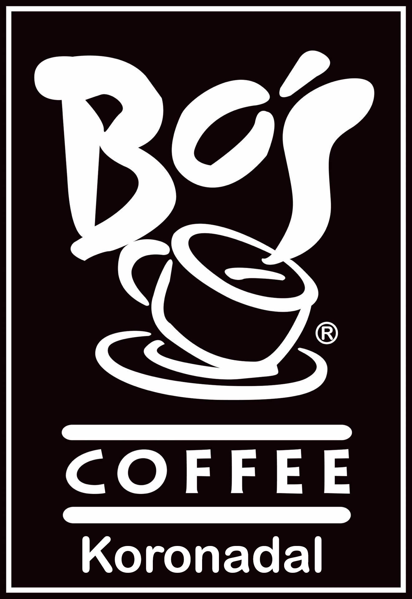 bo's coffee koronadal logo