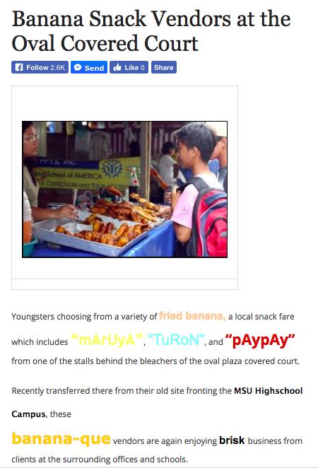 First Blog Post - Gensan News