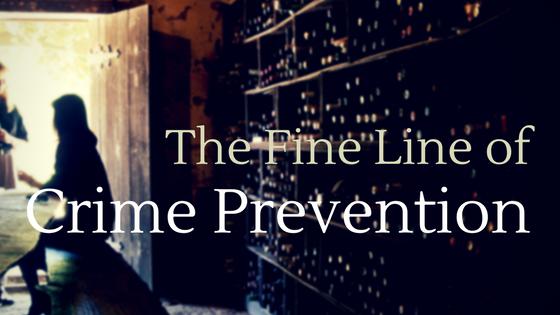 The Fine Line of Crime Prevention